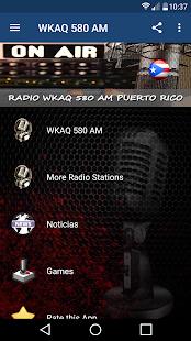 WKAQ 580 AM Puerto Rico radio 2