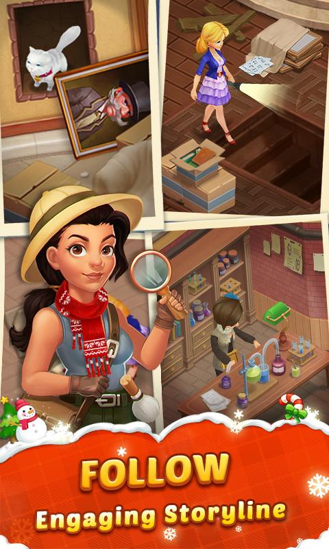 Matchington Mansion Mod Apk (Unlimited Money/Stars) 1.32.0 Latest Version 4