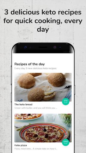Keto Recipes & Keto Diet Meal Plan 1.00.21 screenshots 1