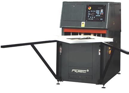 WP OF 4 - Автомат для зачистки сварных швов