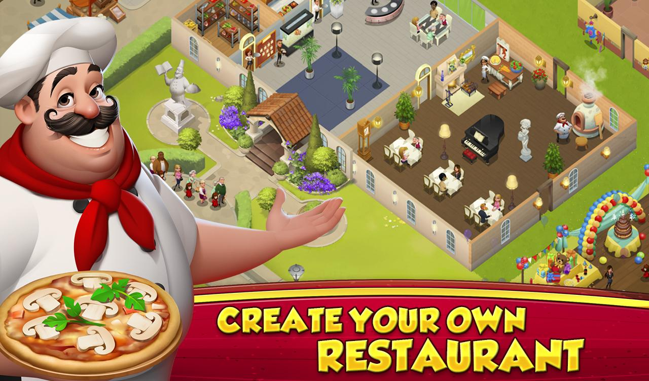 Screenshots of World Chef for iPhone