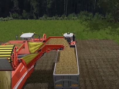 Tractor Trolley Farming Simulator 2020 2