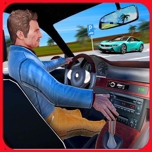 Highway Car Driving Games: Parking Simulator