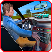Highway Car Driving Games: Parking Simulator
