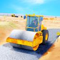 Road Construction City Building Games: Build City icon