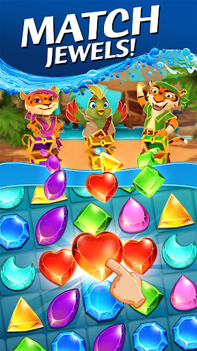 Pirate Puzzle Blast - Match 3 Adventure apkdebit screenshots 3
