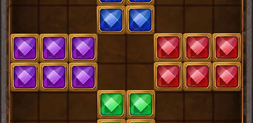 Eliminate the colorful diamonds!