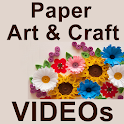 DIY Paper Art And Craft VIDEOs icon