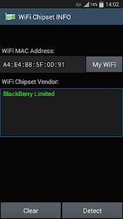 App WiFi Chipset INFO APK for Windows Phone