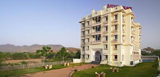 Satyam Palace