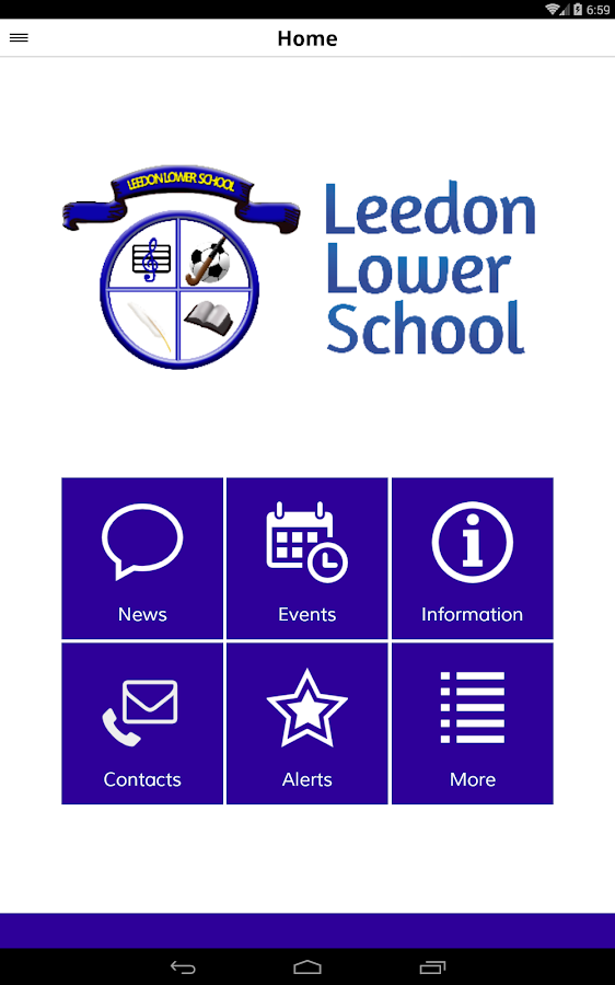 Leedon Lower School- screenshot