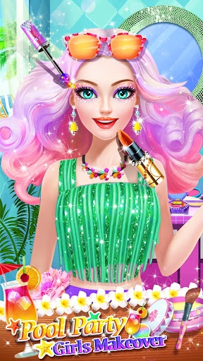 Pool Party - Makeup & Beauty screenshots 12