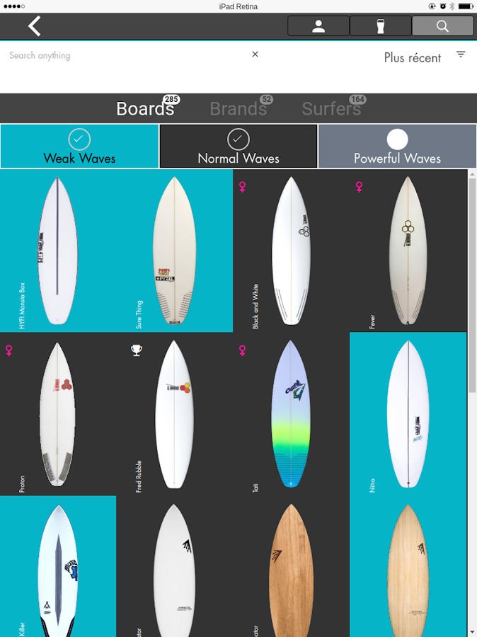 BoardLine- screenshot