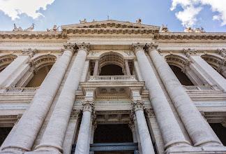 Photo: San Giovanni Cathedral, Rome.