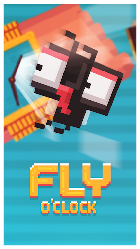 Fly O'Clock - Endless Jumper