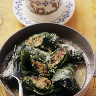 Vegetable Parcels Recipes.