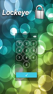 Download Lockeye : Wrong password alarm & Intruder selfie App For Android 4