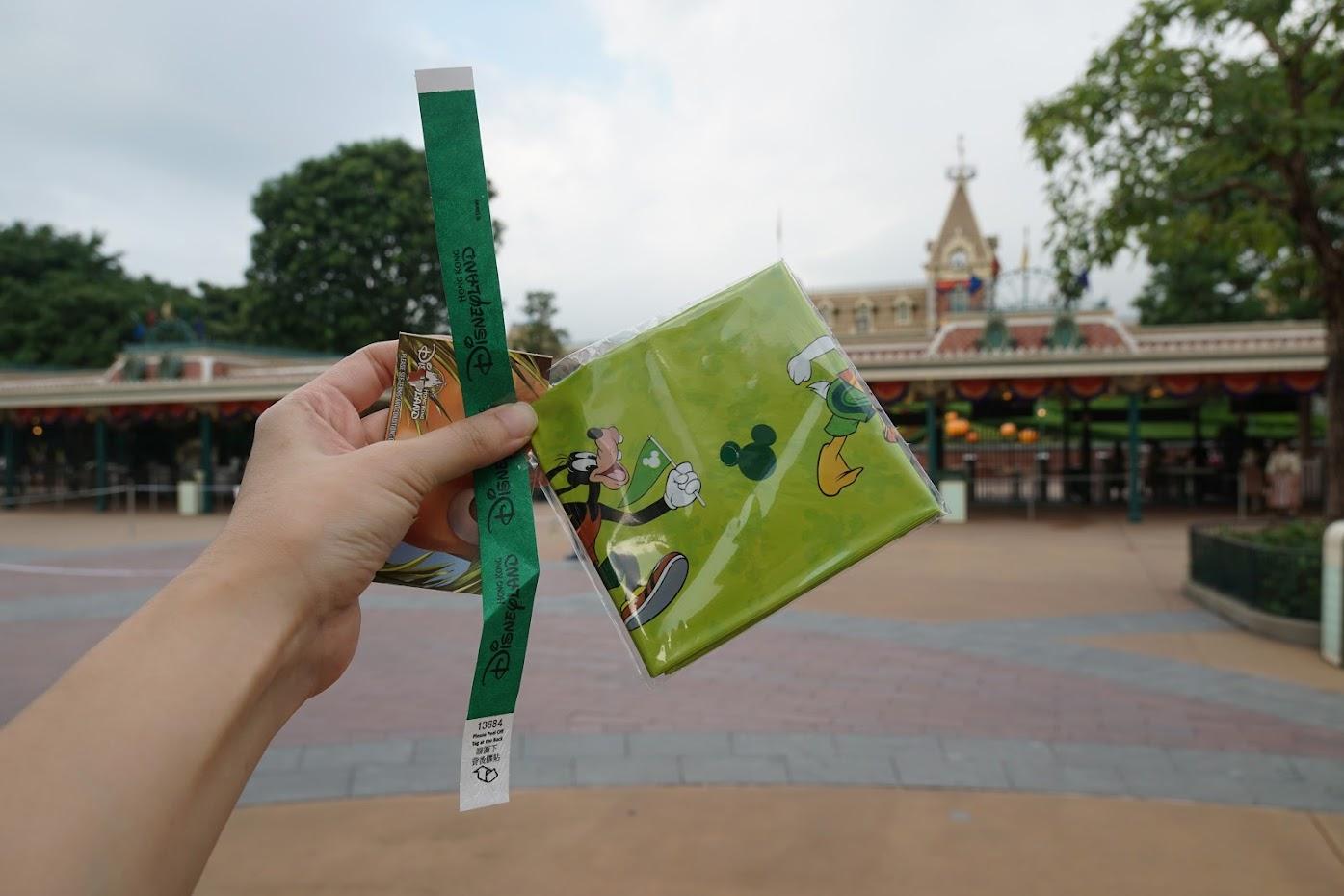 Disneyland Hong Kong 10k