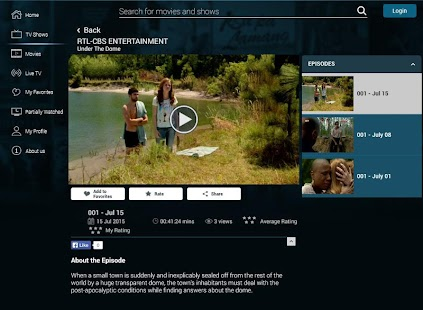 SKY On Demand- screenshot thumbnail