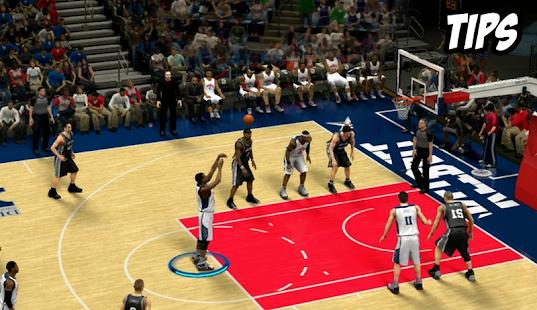 Tips For NBA LIVE Mobile Basket ball - náhled
