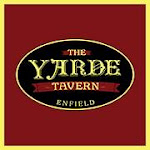 Logo for The Yarde Tavern
