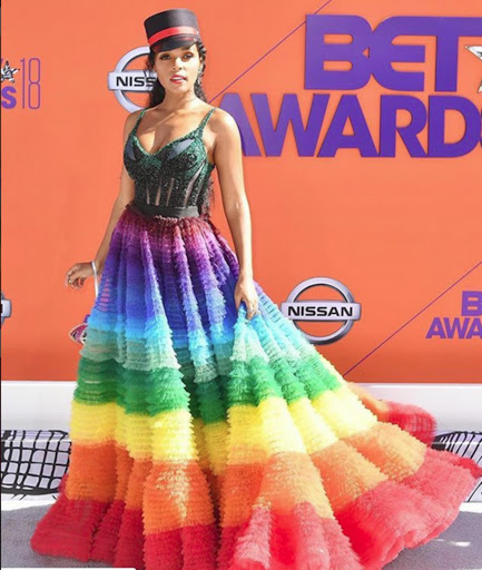 All the Red Carpet looks at the BET 2018 awards