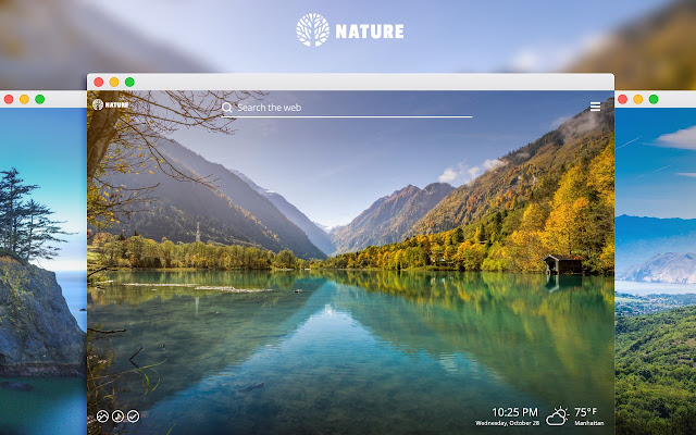 Nature Hd Wallpaper Theme