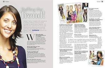 Photo: Oct 09 - Bahrain Confidential - Buffing the Trends