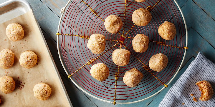 Pannelet Cookies with Sweet Potato and Coconut Recipe | Epicurious.Com Recipe