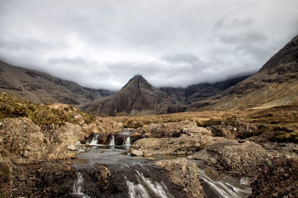 Szkocja, Fairy Pools