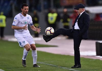 Officiel : Un club de Serie A fait comme Monaco en remerciant son coach et en faisant appel au précédent