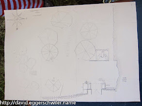 Photo: Plan of the Orc Lair