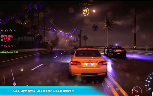 Racing Need For Speed NFS Guide  screenshots 1