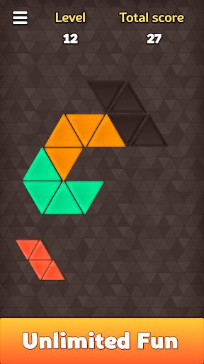 Triangle Tangram screenshots 3