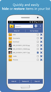 Hide and Lock - File Hider- screenshot thumbnail