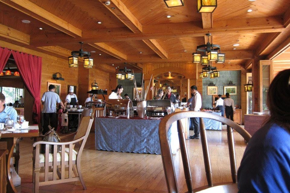 Le Chef Breakfast Buffet at The Manor