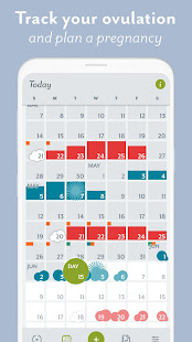 Clue Calendario Menstrual.Period Tracker Clue Ovulation And Cycle Calendar Apps On Google Play