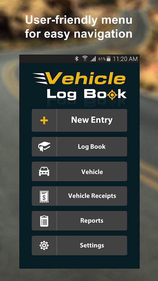 vehicle log