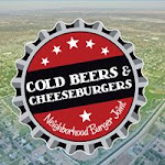 Logo for Cold Beers & Cheeseburgers Gilbert