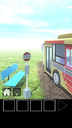 脱出ゲーム バス停のある道のおすすめ画像1