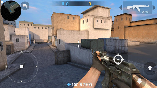 Critical Strike CS: Counter Terrorist Online FPS 5.91 screenshots 1