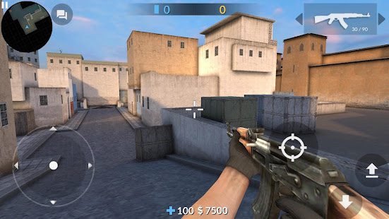 Critical Strike CS Counter Terrorist v6.6 APK Full