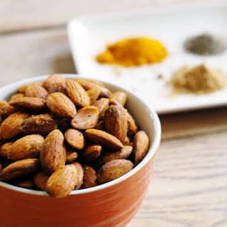 Curried Almonds Recipe