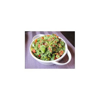 Broccoli Dip With Marinated Sun-Dried Tomatoes and Brazil Nuts