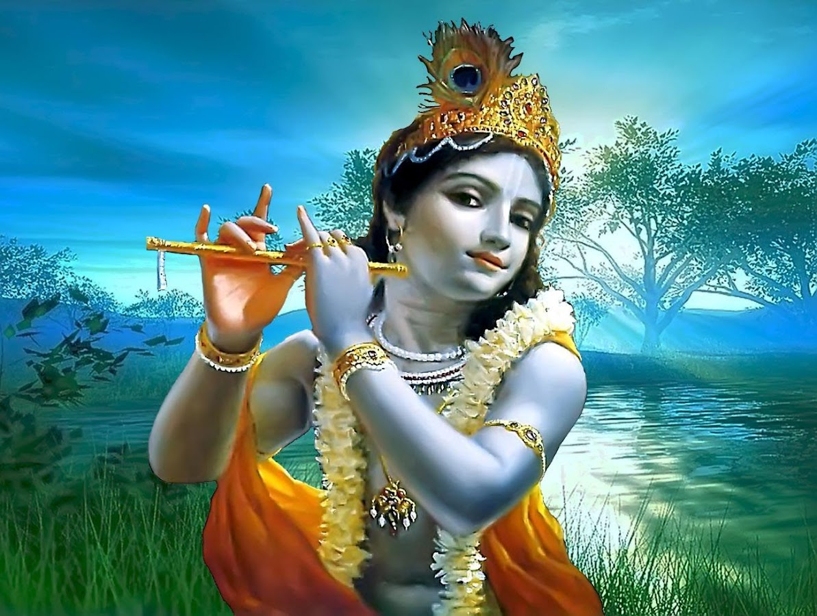 Hd wallpaper krishna - Krishna Bhajans Hd Wallpapers Screenshot