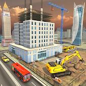 Skyscraper Construction: Tower Sim Android APK Download Free By Sablo Games
