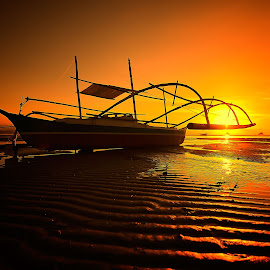 Palawan by Abu  Janjalani Abdullah - Transportation Boats ( transportation )