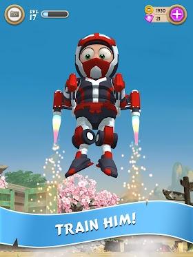 Clumsy Ninja MOD 1.15.0 APK + OBB