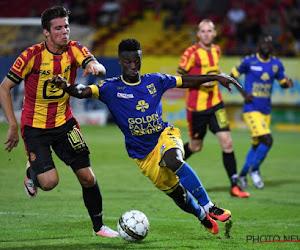 Officiel : Un joueur de Saint-Trond rejoint un autre club de Ligue 1