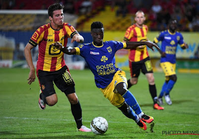 Officiel : Jonathan Bamba quitte Saint-Trond